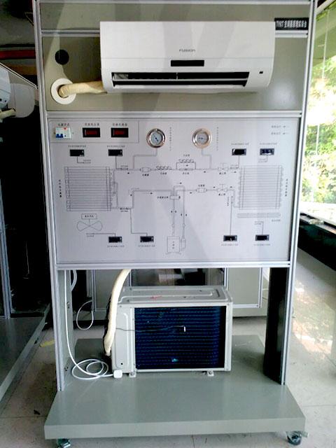 空调外机电磁阀接线图